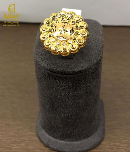 طقم كرسي جابر مجوهرات العلوي